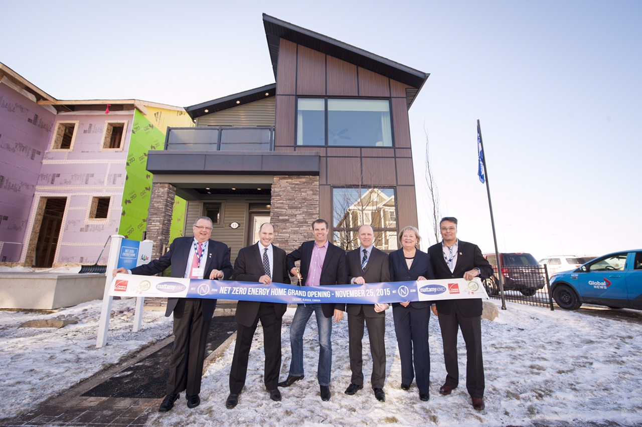Mattamy Homes Completes Net Zero Energy Home